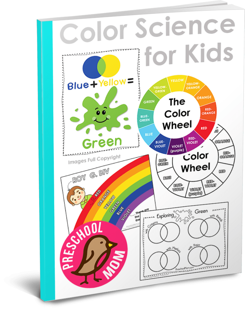 Color Science for Kids - The Crafty Classroom