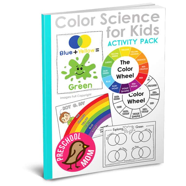 Color Science For Kids The Crafty Classroom