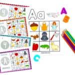 AlphabetBINGO