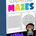 SuperStarMazeMega