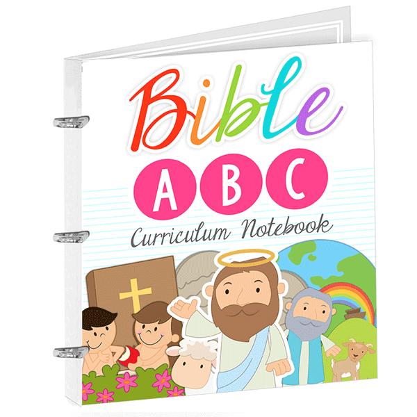 Bible ABC Curriculum Notebook
