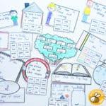 kindergartenWriting-Prompt-Books