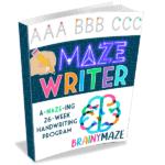 MazeWriterProduct