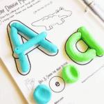 AlphabetPLaydoughMats