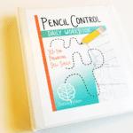 PencilControlWorkbook
