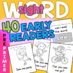 SightWordEarlyReaders