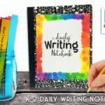 DailyWritingNotebook2
