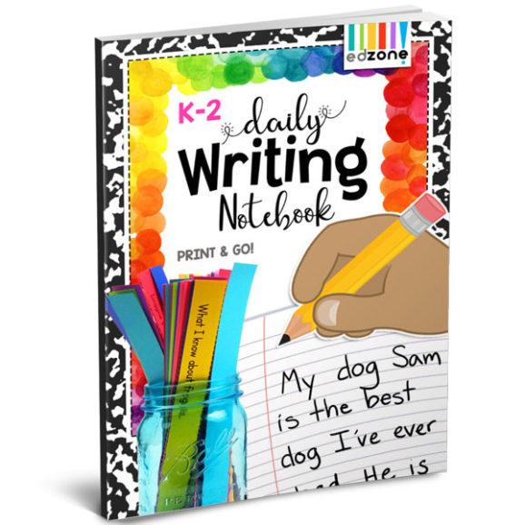 DailyWritingNotebookProduct