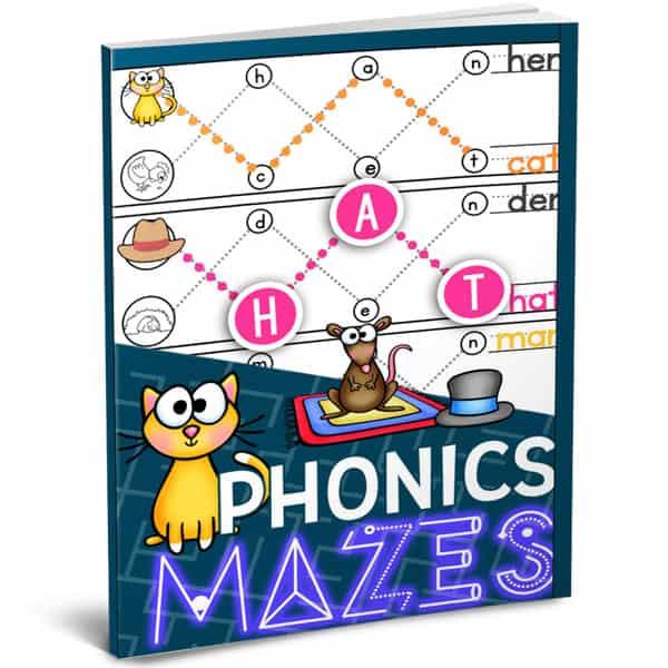ProductPhonicsMaze