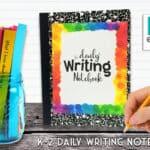 DailyWritingNotebook