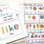 KindergartenSightWordPrintables – Copy