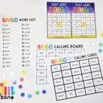 EditableBingoGameClassroom