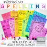 InteractiveSpellingTP