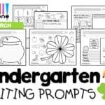 KindergartenWritingPromptMarch