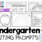 KindergartenWritingPromptsAprilW