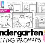 KindergartenWritingPromptsFeb