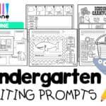 KindergartenWritingPromptsJune