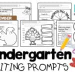 KindergartenWritingPromptsNovember2
