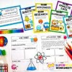 ScientificMethodWorksheetsPack