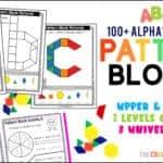 AlphabetPatternBlockTemplate