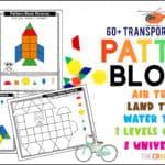TransportationPatternBlockMats